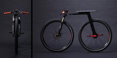 Cool Inner City Bike Concept
