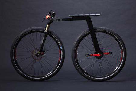 Minimal City Bike Concept