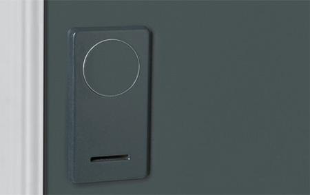 Hidden Door Knob