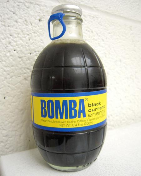 Hand Grenade Energy Drink