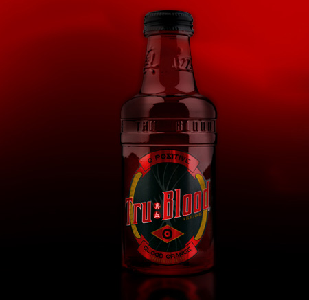 Tru Blood Energy Drink