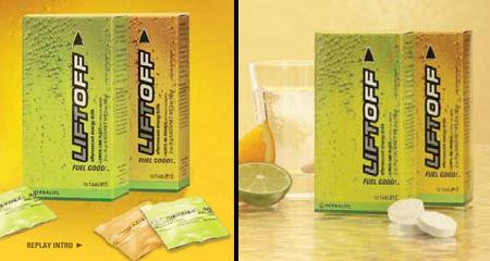 LiftOff Energy Drink