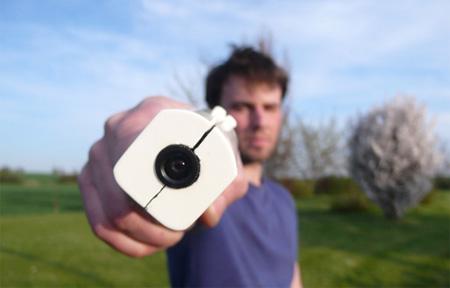 Gun Camera Concept