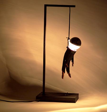 Calgao Hangman Lamp