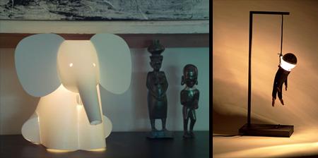 10 Cool Modern Lamp Designs
