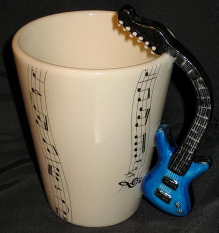 Кружка-гитара