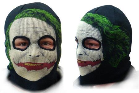 Joker Ski Mask