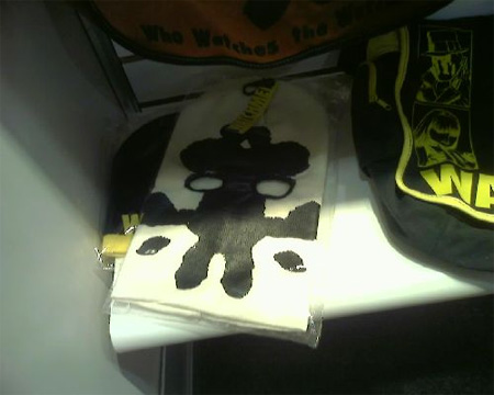 Rorschach Ski Mask