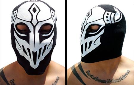 Warrior Ski Mask