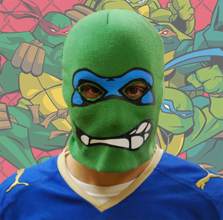 Teenage Mutant Ninja Turtles Ski Mask