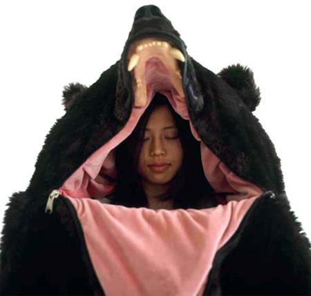 Eaten by a Bear