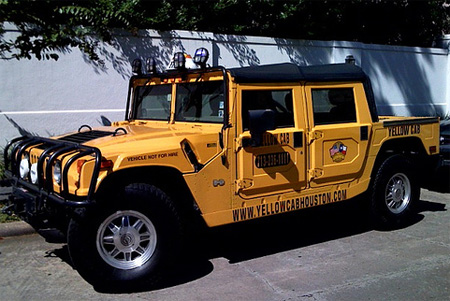Hummer Taxi