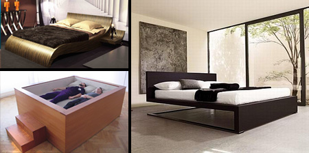 12 cool and stylish modern beds
