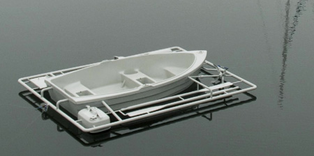 Life Size Model Kit Boat