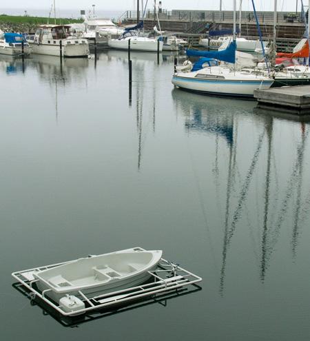 Life Sized Model Kit Boat