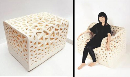 12 Unusual Chair Designs
