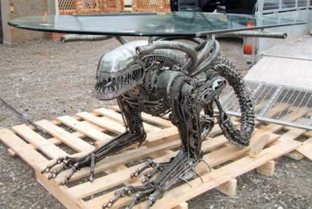 Alien Coffee Table