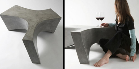 Bone Coffee Table