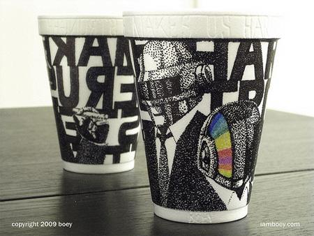 Cool Coffee Cup Drawings
