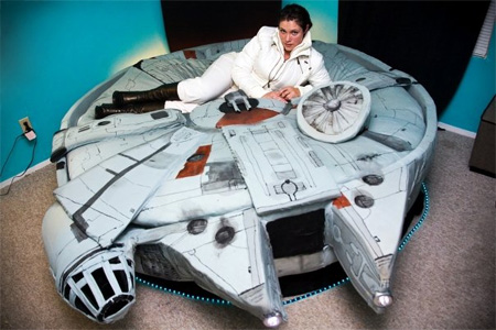 Cool Star Wars Bed