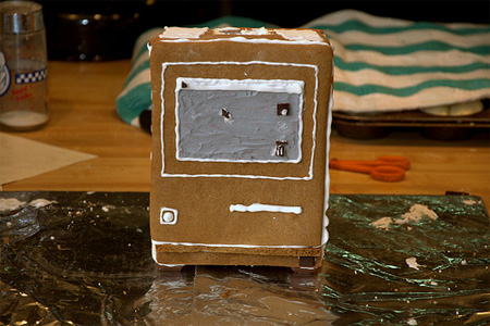 Gingerbread Mac