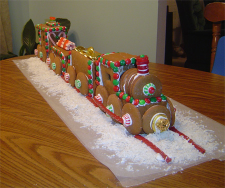 Amazing Gingerbread Creations Seen On www.coolpicturegallery.net