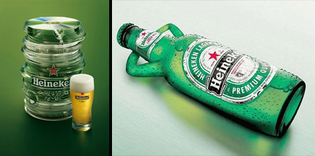 Creative Heineken Beer Ads