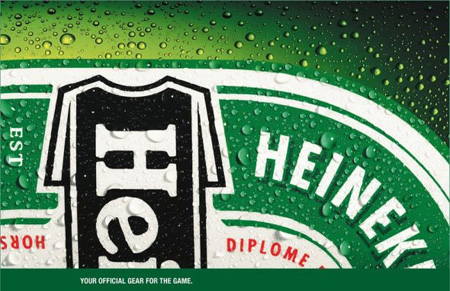 Heineken Rugby Shirt