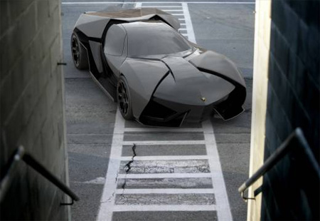 Lamborghini Batmobile