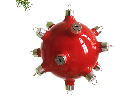 Sharikus Ornament