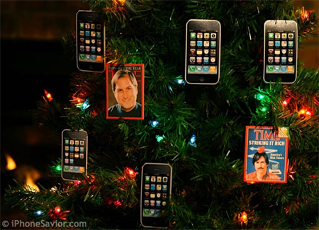 iPhone Ornaments
