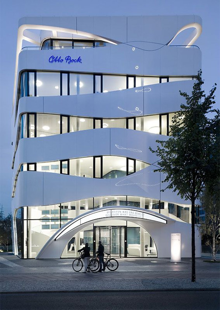Otto Bock Building in Germany