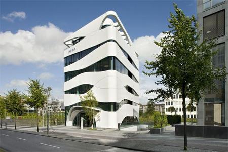 Otto Bock Building in Berlin