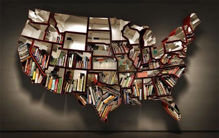 United States Bookshelf