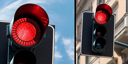 Countdown Traffic Light Concept
