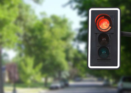 Countdown Stoplight Concept