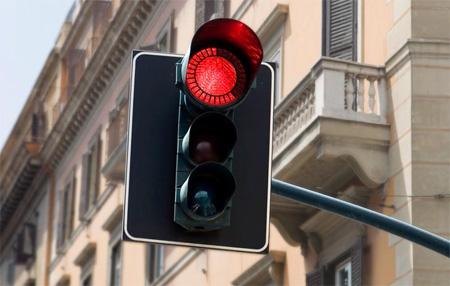 Countdown Traffic Light