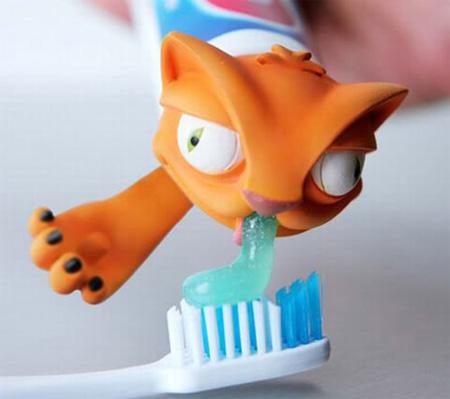 Toothpaste Oscar