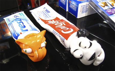 Toothpaste Covers