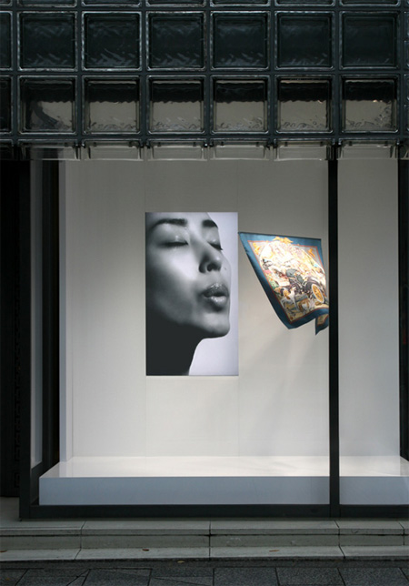Tokujin Yoshioka Video Installation