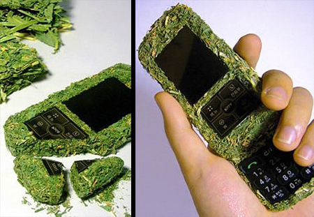 Grass Cell Phone Concept