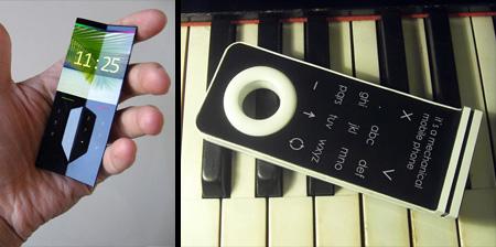 10 Futuristic Cell Phone Concepts