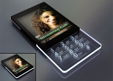 Edge Cell Phone Concept