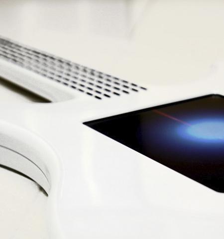 Touchscreen Digital Guitar
