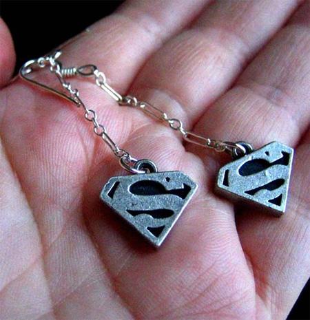 Superwoman Earrings