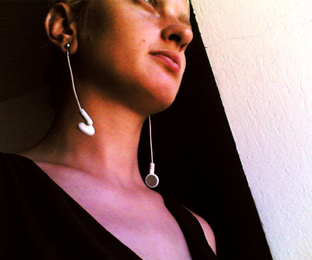 iPod Earrings