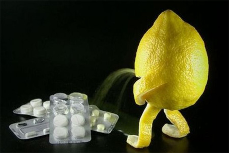 Lemon Carving