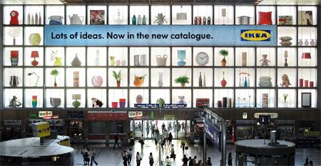 IKEA Worlds Biggest Rack