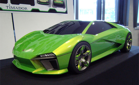 Lamborghini Timador Concept