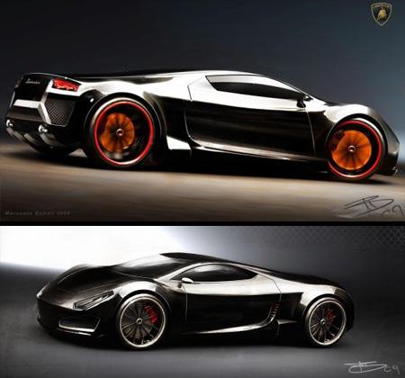 Lamborghini Cachazo Concept